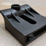 латодержатель пластиковый на трубу 25 мм, 32 мм, 35 мм