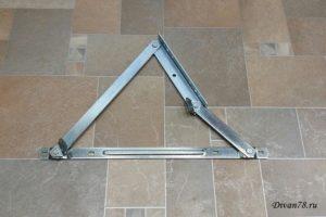 Подъемный механизм для дивана или тахты №498 под пружины