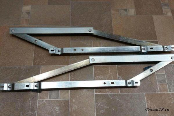 Подъемный механизм для дивана или тахты №546