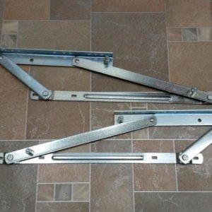 Подъемный механизм для дивана или тахты №592 под газовые упоры