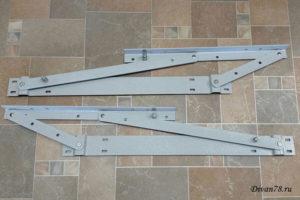 Подъемный механизм для кровати купить №600 с газлифтами