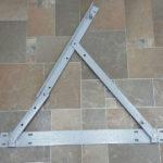Подъемный механизм для ящика кровати №600 с газлифтами