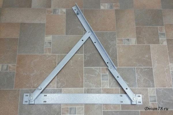 Подъемный механизм для кровати №600 с газлифтами