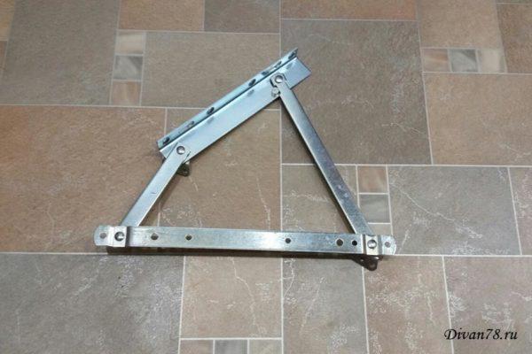 Подъемный механизм для дивана №602 под пружины