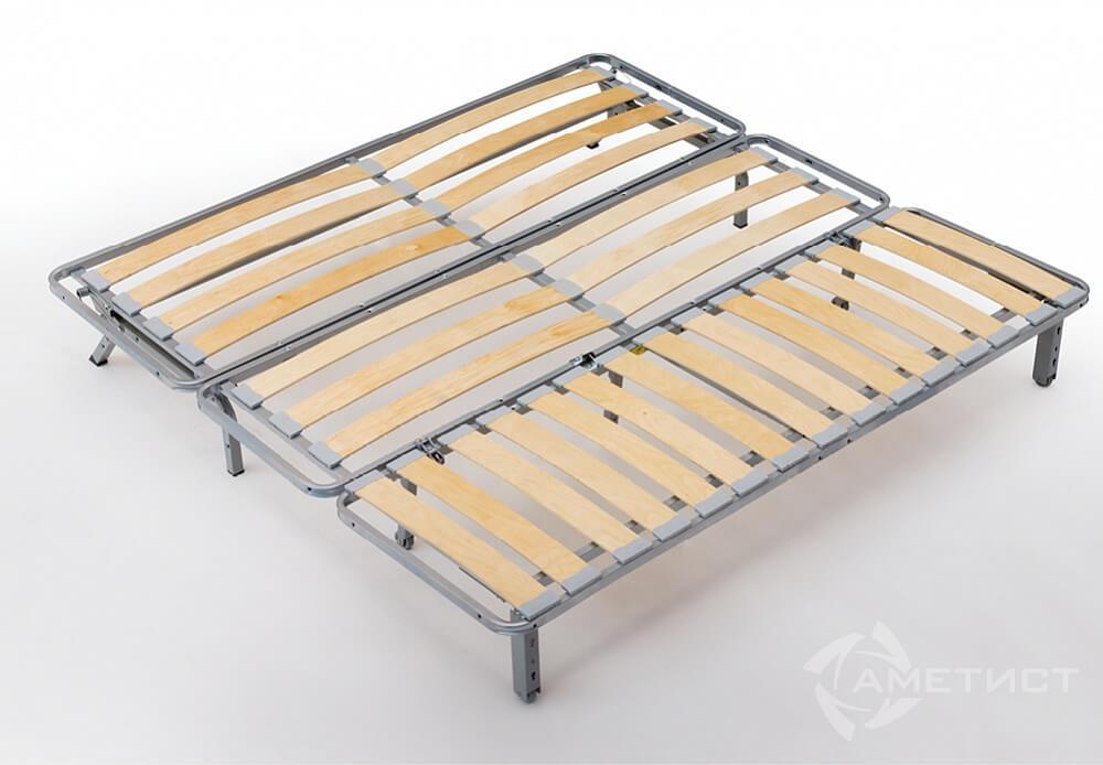 Механизм аккордеон с ламелями
