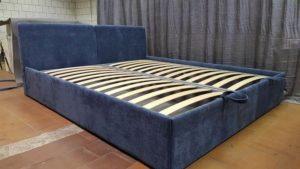Мягкие кровати на заказ спб