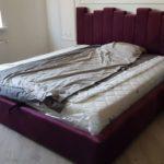 Кровать БОРДО двухспальная дизайнерская 4