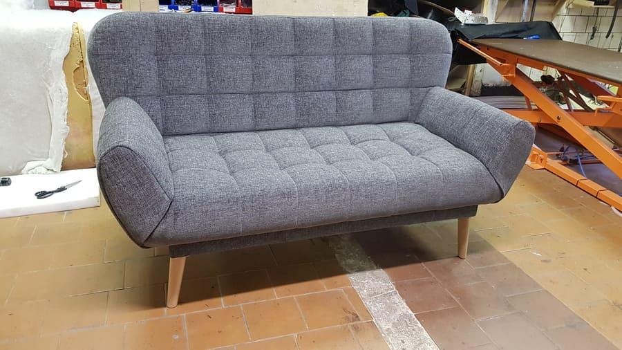 Стильный диван КОМО со спальным местом