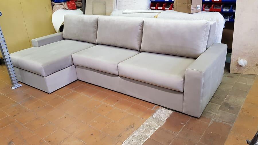 Угловой диван ТИБР со спальным местом 6