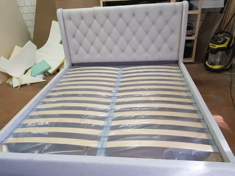 Кровать ФИОРИ двуспальная дизайнерская
