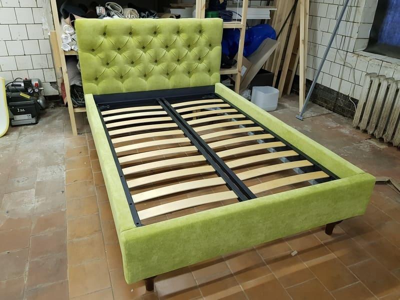 Кровать ФОРЕСТА двуспальная дизайнерская