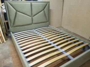 Кровать ОНДЭ двуспальная дизайнерская