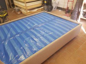 Кровать ПРАТО двуспальная дизайнерская 5