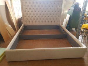 Кровать САББЬЯ двуспальная дизайнерская 4