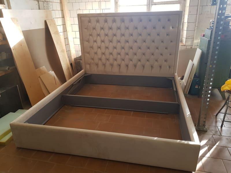 Кровать САББЬЯ двуспальная дизайнерская 5