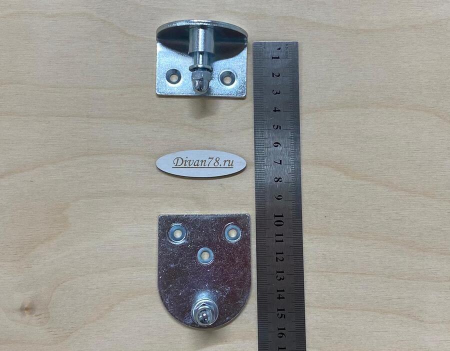 Кронштейны крепления газлифтов 8 мм 1