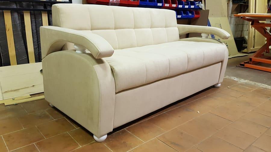 Компактный диван с раскладушкой 3